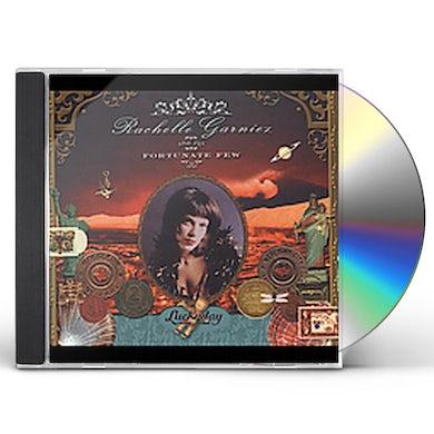 Rachelle Garniez LUCKYDAY CD