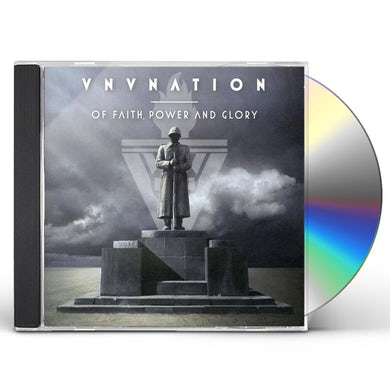 Vnv Nation OF FAITH POWER AND GLORY CD