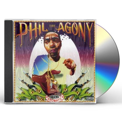 Phil The Agony AROMATIC CD