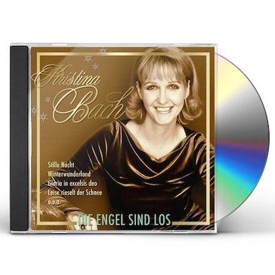 Kristina Bach DIE ENGEL SIND LOS CD