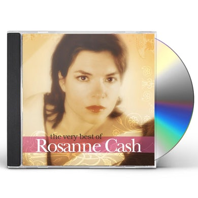 Rosanne Cash VERY BEST OF CD