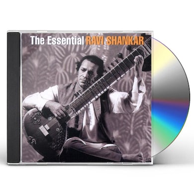 Ravi Shankar ESSENTIAL CD