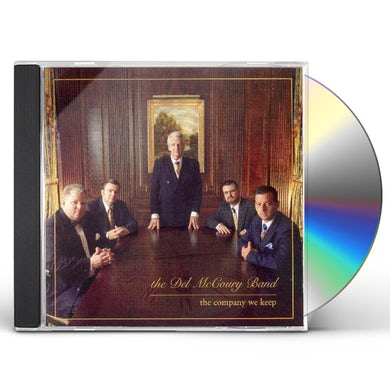 Del Mccoury COMPANY WE KEEP CD