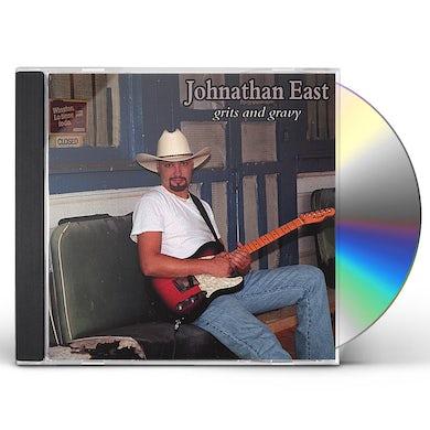 Johnathan East GRITS & GRAVY CD