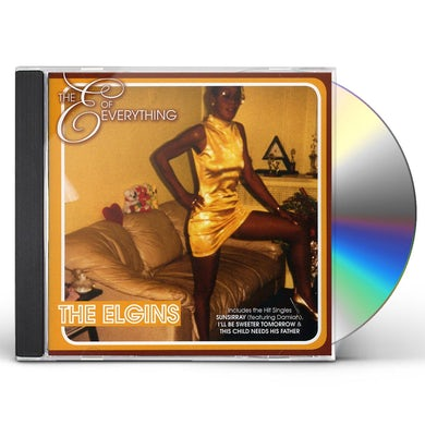 Elgins E OF EVERYTHING CD
