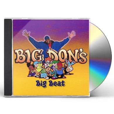 BIG DON'S BIG BEAT CD