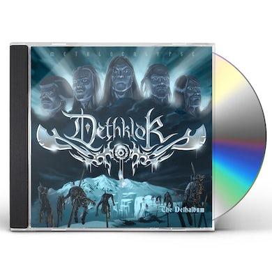 Dethklok METALOCALYPSE: DETHALBUM CD