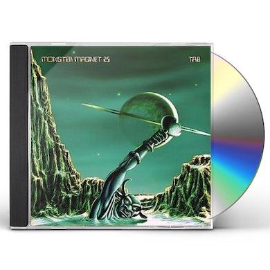 Monster Magnet TAB CD