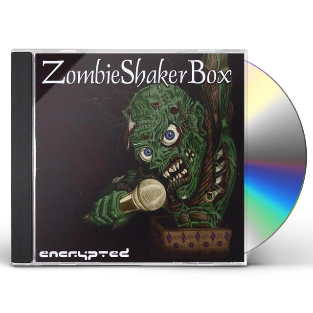 Zombie Shaker Box