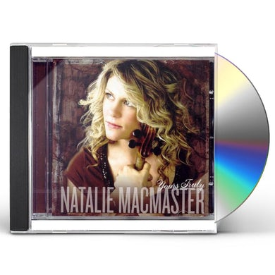 Natalie MacMaster YOURS TRULY CD