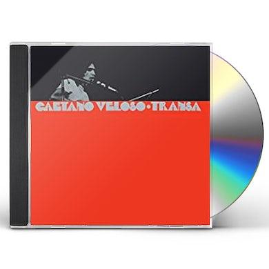 Caetano Veloso TRANSA CD