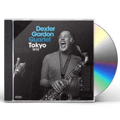 Dexter Gordon TOKYO 1975 CD