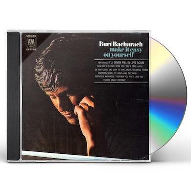 Burt Bacharach MAKE IT EASY ON YOURSELF CD