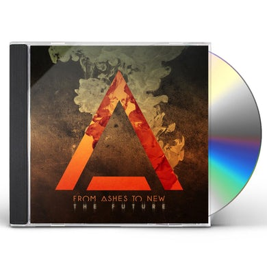 From Ashes to New FUTURE CD