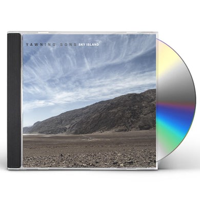 YAWNING SONS Sky Island CD