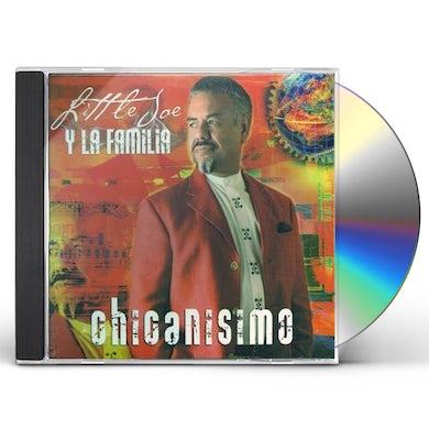 little joe CHICANISIMO CD