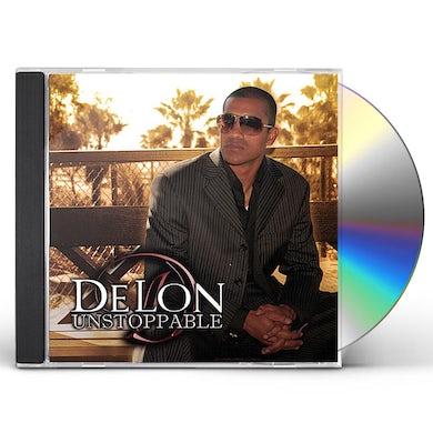 DeLon UNSTOPPABLE-THE BETA ALBUM (UNRELEASED) CD
