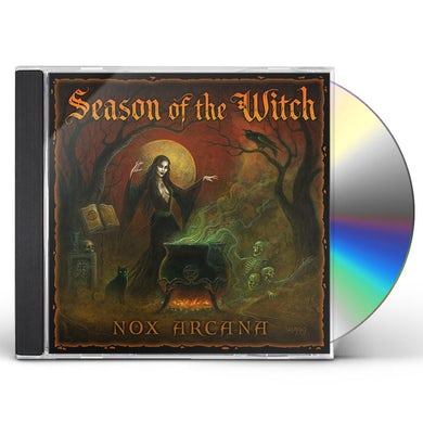 Nox Arcana SEASON OF THE WITCH CD