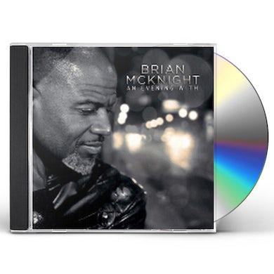 AN EVENING WITH BRIAN MCKNIGHT CD