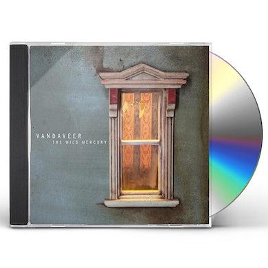 Vandaveer WILD MERCURY CD