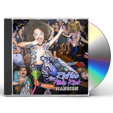 Redfoo PARTY ROCK MANSION CD