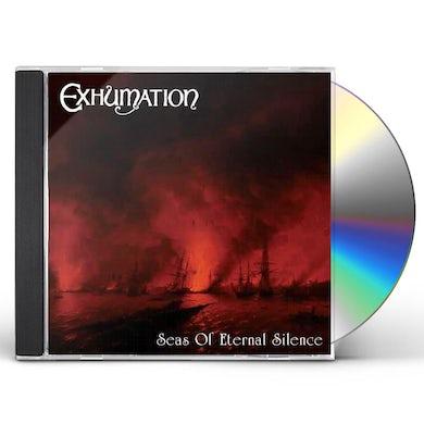 Exhumation SEAS OF ETERNAL SILENCE CD