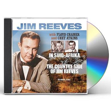 Jim Reeves / Floyd Cramer / Chet Atkins COUNTRY SIDE OF JIM REEVES / IN SUID-AFRIKA CD