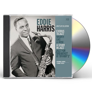 Eddie Harris LONG PLAY COLLECTION CD