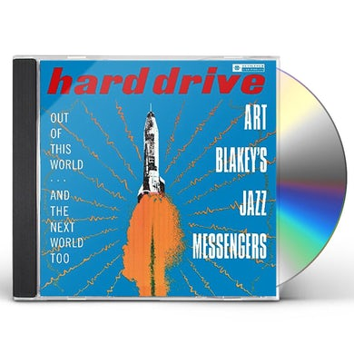Art Blakey HARD DRIVE CD
