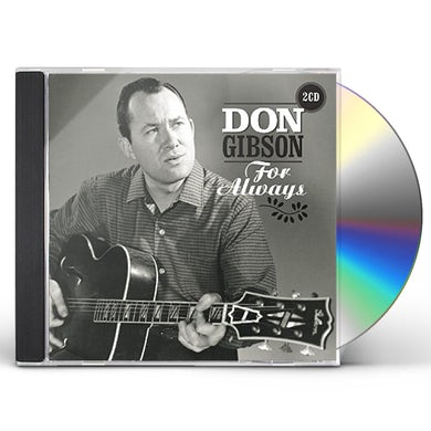 Don Gibson FOR ALWAYS CD