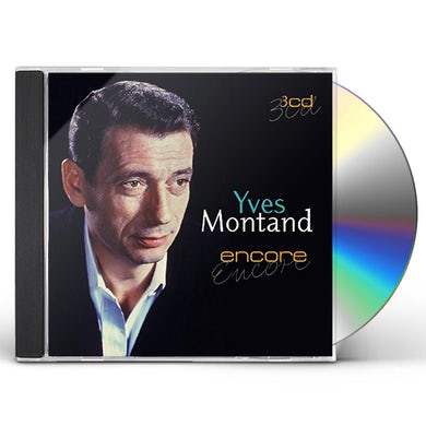 Yves Montand ENCORE CD