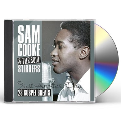 Sam Cooke JUST ANOTHER DAY CD