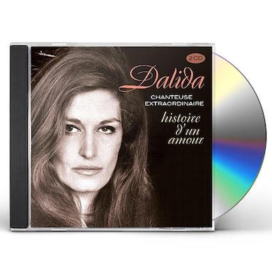 Dalida HISTOIRE D'UN AMOUR CD