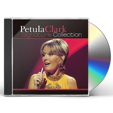 Petula Clark SIGNATURE COLLECTION CD