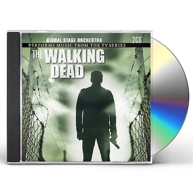 Global Stage Orchestra MUSIC FROM THE TV SERIES THE WALKING DEAD CD