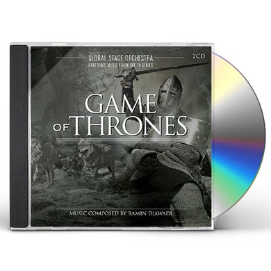 Global Stage Orchestra MUSIC FROM GAME OF THRONES CD