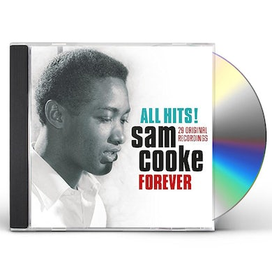 Sam Cooke FOREVER: ALL HITS CD