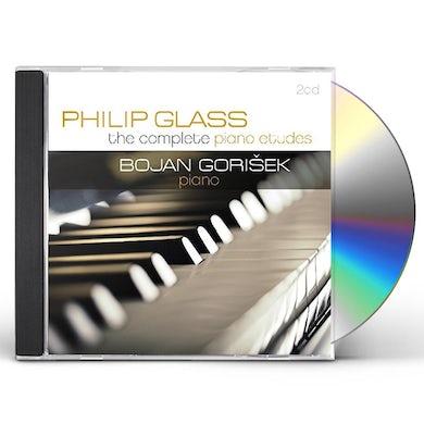Philip Glass COMPLETE PIANO ETUDES CD