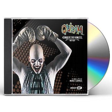 Cirque du Soleil QUIDAM CD
