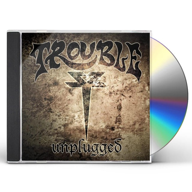 Trouble UNPLUGGED CD