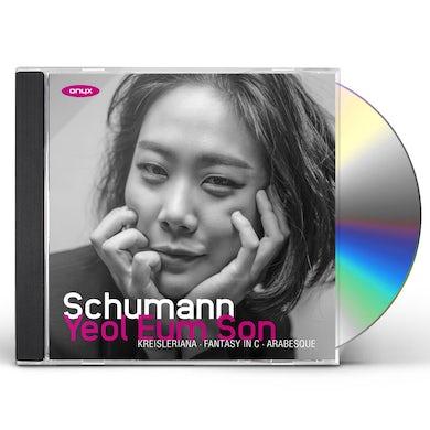 Yeol Eum Son Schumann: Kreisleriana, Fantasy in C, Arabesque CD