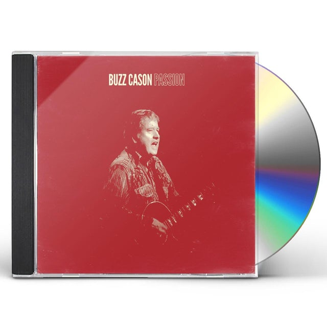Buzz Cason PASSION CD