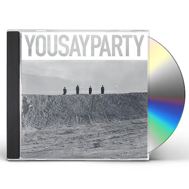 YOU SAY PARTY CD