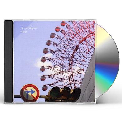 Donna Regina MORE CD