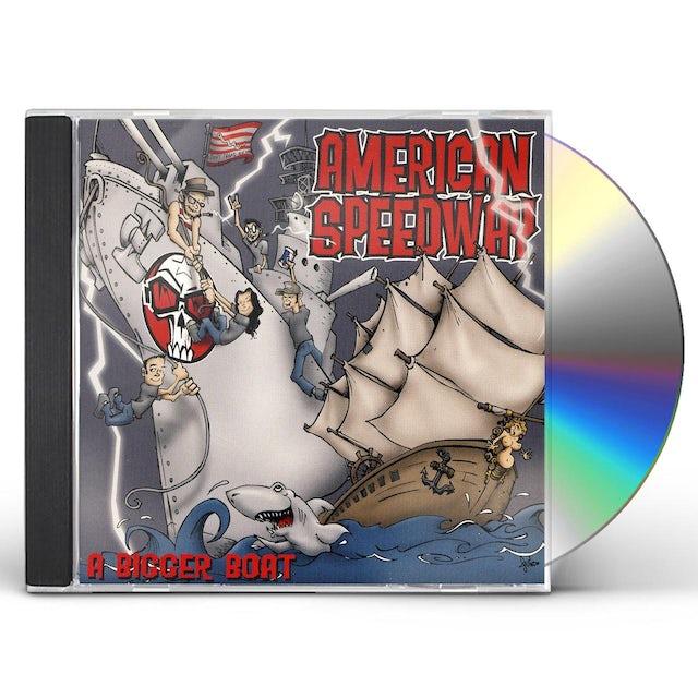 American Speedway BIGGER BOAT CD