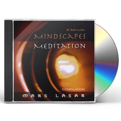 Mars Lasar 8 MINUTE MINDSCAPES MEDIATION CD