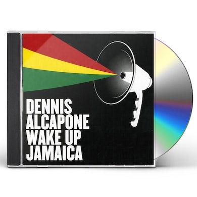 Dennis Alcapone WAKE UP JAMAICA CD