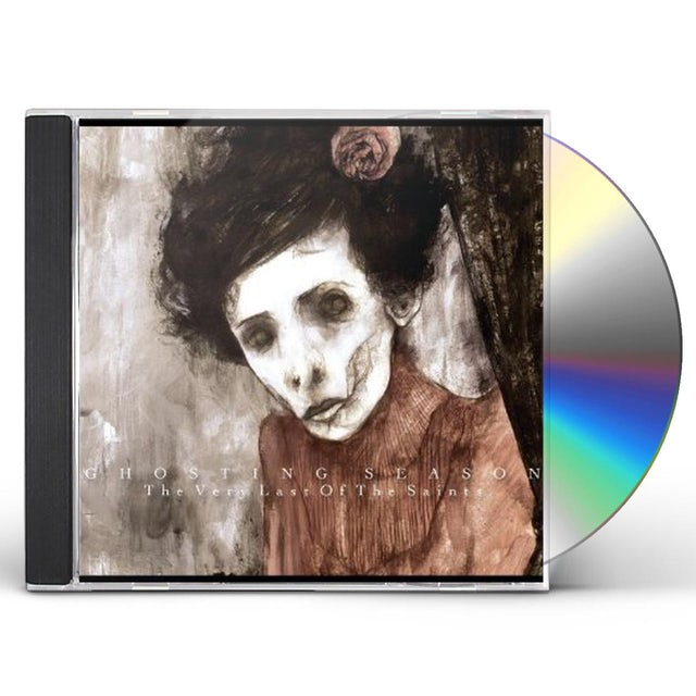 Ghosting Season LAST NIGHT ON EARTH CD