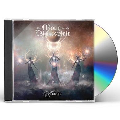 Moon & The Nightspirit AETHER CD