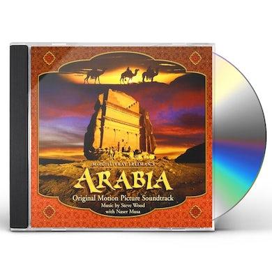 Steve Wood ARABIA CD